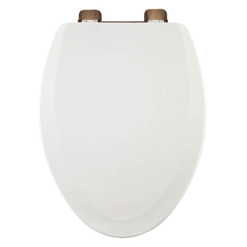 Centoco Toilet Seats Elongated White Milford Kitchen And Bath Webster Groves Fenton