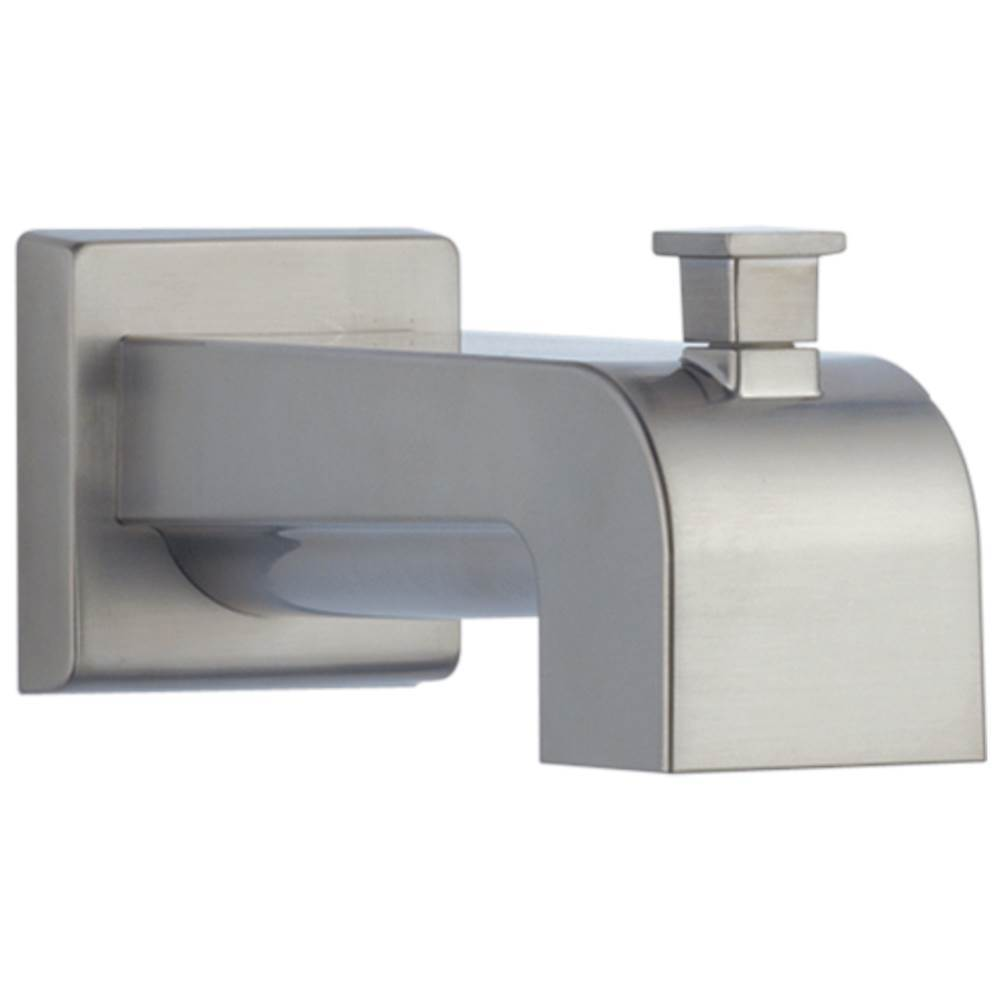 Stainless Pull-Up Diverter Delta-RP41591SS Tub Spout